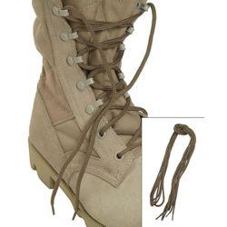 Tkanièky kulaté do bot COYOTE 220 cm