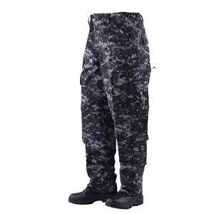 Kalhoty TRU P/C rip-stop DIGITAL URBAN