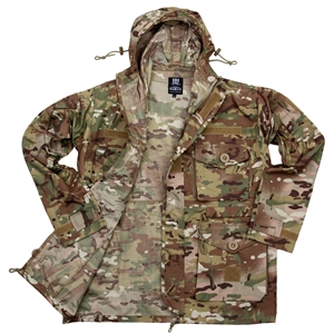 Bunda SMOCK 101 INC DTC/MULTICAM