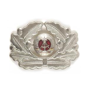 Odznak NVA èepicový dùstojnický VM STØÍBRNÝ