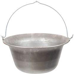 Kotlík gulášový maïarský železný 14l