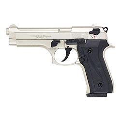 Pistole plynová EKOL FIRAT MAGNUM 92 cal. 9 mm NIKL