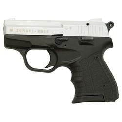 Pistole plynová ATAK ZORAKI 906 cal. 9mm NIKL