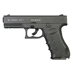 Pistole plynová ZORAKI 917 GLOCK cal. 9mm ÈERNÁ