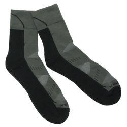 Ponožky FOX trekingové ARBER ZELENÉ/ÈERNÉ