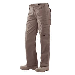 Kalhoty dámské 24-7 TACTICAL rip-stop COYOTE