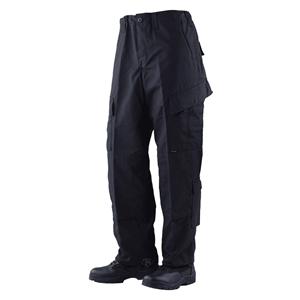 Kalhoty TRU N/C rip-stop ÈERNÉ