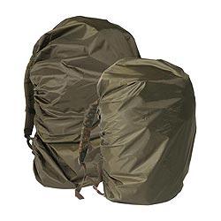 Pøevlek na velký batoh ZELENÝ - zvìtšit obrázek