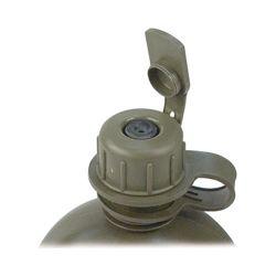 Uzávìr NBC pro 1L a 2L US láhve s adaptérem pro plyn. mask.