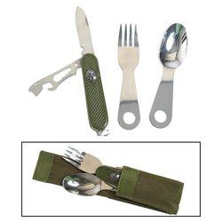 Pøíbor s kapesním multifunkèním nožem