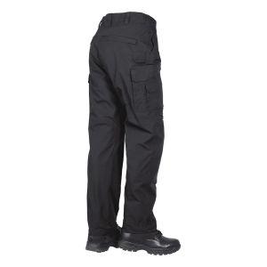 Kalhoty 24-7 SERIES® PRO FLEX rip-stop ÈERNÉ