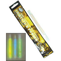 Svìtlo chemické POWDER 10x150 svítivost až 24h MODRÉ
