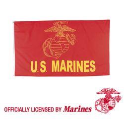 Vlajka U.S. MARINE ÈERVENÁ
