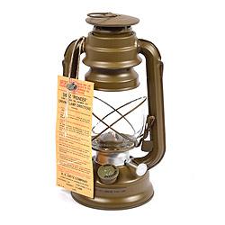 Lampa petrolejová 23cm ZELENÁ US WWII