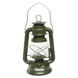 Lampa petrolejová 28cm ZELENÁ