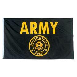 Vlajka ARMY ÈERNÁ