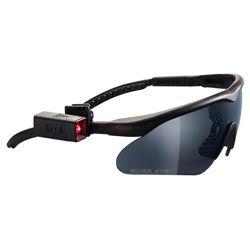 Svítilna mini LED na brýle ÈERVENÁ
