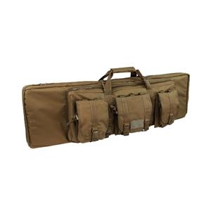 Taška na pušku 105 cm se 3 kapsami a popruhy COYOTE