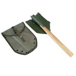 Lopatka US typ s drìvìnou rukojetí a pouzdrem