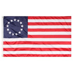 Vlajka COLONIAL USA