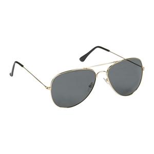 Brýle sluneèní US PILOTNÍ ZLATÉ s pouzdrem