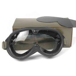 Brýle ochranné US M44 v krabièce ÈERNÉ