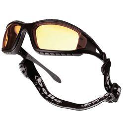 Brýle ochranné BOLLE TRACKER II ŽLUTÉ