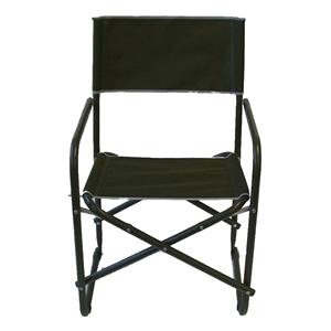 Židle polní skládací HODONSKÝ ZELENÁ