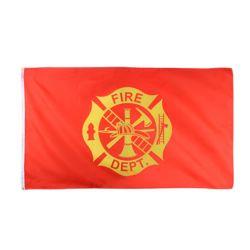 Vlajka FIRE DEPARTMENT