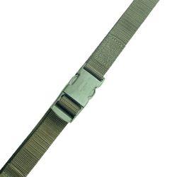 Popruh PACK s FASTEX sponou 25mm/80cm ZELENÝ