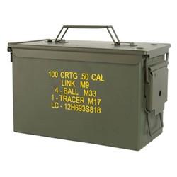 Bedna na munici US M2A1 CAL.50 nová
