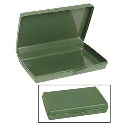 Krabièka plastová 170 x 110 x 30mm ZELENÁ