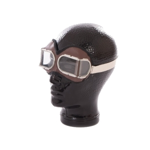 Brýle RUSKÉ na motorku dìlená skla original nové