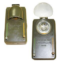 Svítilna kapesní BW dvoubarevná model 60 použitá
