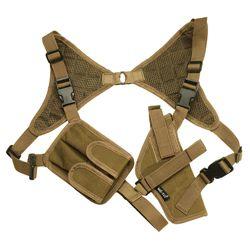 Pouzdro podpažní pistolové pro skryté nošení COYOTE