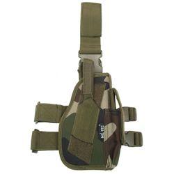 Pouzdro pistolové stehenní PRAVÉ CCE TARN