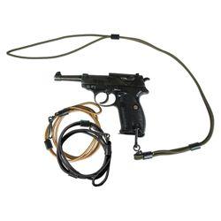 Šnùra bezpeèností MIL-TEC ke zbrani ZELENÝ