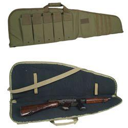 Taška na pušku MODULAR s popruhem 120cm ZELENÁ
