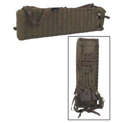 Taška / batoh na pušku ZELENÁ