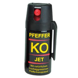 Sprej obranný pepøový KO JET 40ml