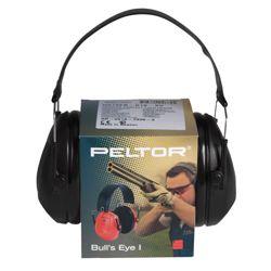 Sluchátka PELTOR H515FB Bull's Eye™ I ÈERNÁ