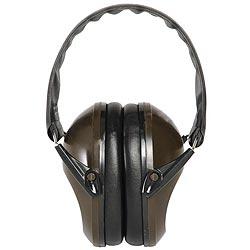 Sluchátka støelecká proti hluku ZELENÁ