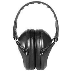 Sluchátka støelecká proti hluku ÈERNÁ