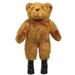 Hraèka TEDDY medvídek velký vèetnì bot