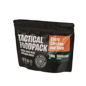 Kuøe na kari s rýží TACTICAL FOODPACK® instantní 100 g