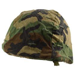 Potah na helmu US PASGT WOODLAND použitý