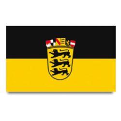 Vlajka BÁDENSKO-WÜRTTEMBERSKO