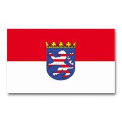Vlajka HESENSKO