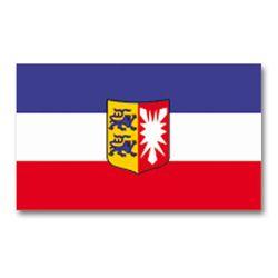 Vlajka ŠLESVICKO-HOLŠTÝNSKO