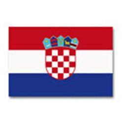 Vlajka státní CHORVATSKO